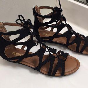 Crown Vintage Sarah Gladiator Sandals